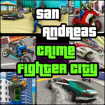 San Andreas Crime Fighter City 1.6 (MOD, Unlimited Money)