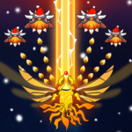 Sky Champ: Galaxy Space Shooter – Monster Attack 6.5.9 (MOD, Unlimited Money)