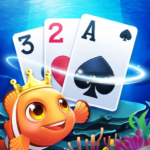 Solitaire Fish – Classic Klondike Card Game 1.2.9 (MOD, Unlimited Money)