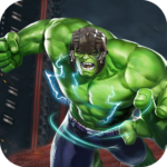 Super City Hero:Crime City Battle 25 (MOD, Unlimited Money)