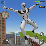 Super Rope Hero Spider Fight Miami City Gangster 1.0.6 (MOD, Unlimited Money)