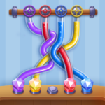 Tangle Fun – Can you untie all knots? 2.4.0 (MOD, Unlimited Money)