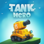 Tank Hero – Awesome tank war games 1.7.7 (MOD, Unlimited Money)