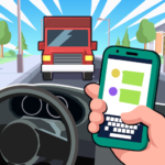 Text And Drive! 1.0.6  (MOD, Unlimited Money)