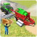 Tractor Thresher Games 3D: Farming Games 2.1.00 (MOD, Unlimited Money)