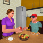 Virtual Mom Simulator: Step Mother Family Life 1.06 (MOD, Unlimited Money)
