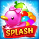 Water Splash – Cool Match 3 1.8.0 (MOD, Unlimited Money)