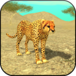 Wild Cheetah Sim 3D 201 (MOD, Unlimited Money)