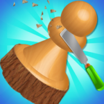Wood Cutter – Wood Carving Simulator 0.8 (MOD, Unlimited Money)