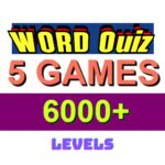 Word games collection – All in one 1.2.34 (MOD, Unlimited Money)