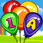 Balloon Pop Kids Learning Game Free for babies 9 (MOD, Unlimited Money)