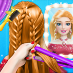 Braided Hairstyle Salon: Make Up And Dress Up 0.9 (MOD, Unlimited Money)