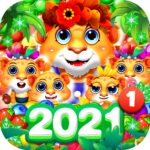 Bubble Shooter 2 Tiger 1.0.61 (MOD, Unlimited Money)