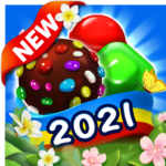 Candy Blast Mania – Match 3 Puzzle Game  (MOD, Unlimited Money) 1.6.4