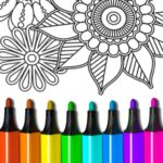 Coloring Book for Adults 8.3.0 (MOD, Unlimited Money)