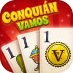 Conquian Vamos – The Best Card Game Online 1.1.20 (MOD, Unlimited Money)
