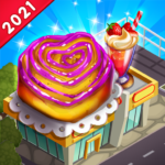 Cook n Travel: Cooking Games Craze Madness of Food 3.2 (MOD, Unlimited Money)