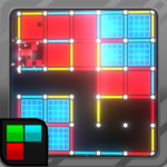 Dots and Boxes (Neon) 80s Style Cyber Game Squares 2.1.34 (MOD, Unlimited Money)