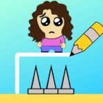 Draw Puzzle & Brain Game – Rescue The Girl 28  (MOD, Unlimited Money)