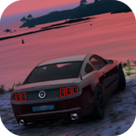 Drive Ford Mustang City Parking 5.35  (MOD, Unlimited Money)