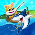 Fishing Game for Kids and Toddlers 0.1.7 (MOD, Unlimited Money)
