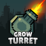 Grow Turret – Idle Clicker Defense 7.6.8 (MOD, Unlimited Money)