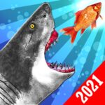 Hungry Shark Attack Game 3D 2.2 (MOD, Unlimited Money)