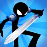 Idle Stickman Heroes: Monster Age 1.0.23 (MOD, Unlimited Money)
