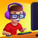 Idle Streamer – Tuber game. Get followers tycoon 1.8.1  (MOD, Unlimited Money)