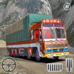 Indian Truck Cargo Game 2021 : New Truck Games 1.0 (MOD, Unlimited Money)