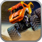 Monster Truck trials off-road Drive Free Game 2020 1.3 (MOD, Unlimited Money)