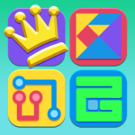 Puzzle King – Puzzle Games Collection 2.2.8 (MOD, Unlimited Money)