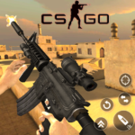 Real Counter Terrorist Strike Free Shooting Games 2.4 (MOD, Unlimited Money)