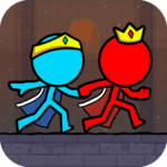 Red and Blue Stickman : Season 2 v1.4.2  (MOD, Unlimited Money)