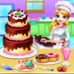 Sweet Bakery Chef Mania: Baking Games For Girls 4.5 (MOD, Unlimited Money)