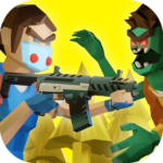 Two Guys & Zombies 3D: Online game with friends 0.32 (MOD, Unlimited Money)