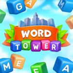 Word Tower – Free Offline Word Game 1.1.20 (MOD, Unlimited Money)