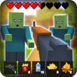 Zombie Craft Survival 3D: Free Shooting Game 44.3 (MOD, Unlimited Money)