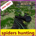 spiders hunting .Hunter & Shooter 3D Hunting Games 121 (MOD, Unlimited Money)