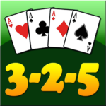 3 2 5 card game 3.0.1 (MOD, Unlimited Money)