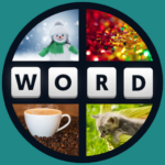 4 Pics 1 Word: Word Game 1.6.9 (MOD, Unlimited Money)