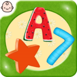 ABC for kids! Alphabet for toddlers! Numbers Shape 1.2.23 (MOD, Unlimited Money)