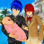 Anime Family Simulator: Pregnant Mother Games 2021 1.1.0 (MOD, Unlimited Money)