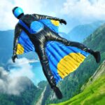 Base Jump Wing Suit Flying 1.3  (MOD, Unlimited Money)