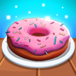 Boston Donut Truck – Fast Food Cooking Game 1.0.14  (MOD, Unlimited Money)