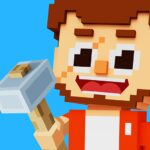 Build Heroes:Idle Family Adventure Varies with device  (MOD, Unlimited Money)