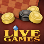 Checkers LiveGames – free online game  4.03 (MOD, Unlimited Money)