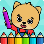 Coloring book for kids 1.108  (MOD, Unlimited Money)