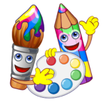 Coloring pages 1.4.3 (MOD, Unlimited Money)