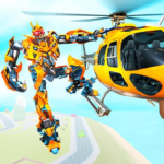 Helicopter Robot Car Transform 1.0.18 (MOD, Unlimited Money)